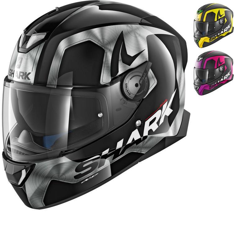 Shark Skwal 2 Trion Motorcycle Helmet