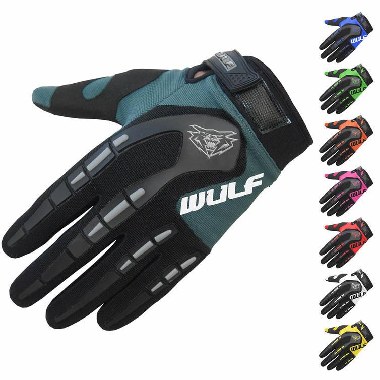 Wulf Attack Motocross Gloves