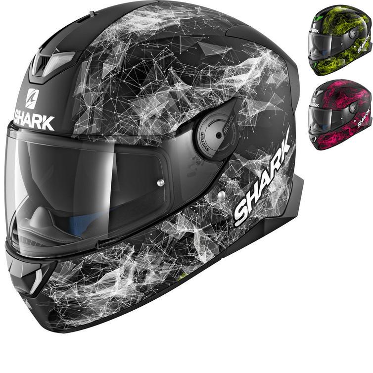 Shark Skwal 2 Hiya Motorcycle Helmet