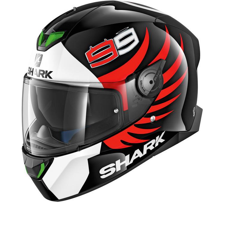 Shark Skwal 2 Lorenzo Motorcycle Helmet