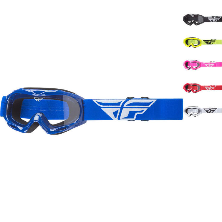 Fly Racing 2018 Focus Youth Motocross Goggles