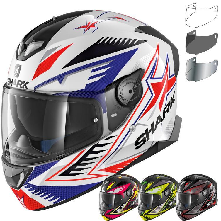 Shark Skwal 2 Draghal Motorcycle Helmet & Visor