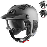 Shark X-Drak Blank Open Face Motorcycle Helmet