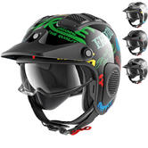 Shark X-Drak Freestyle Open Face Motorcycle Helmet