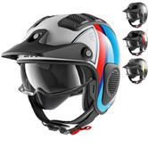 Shark X-Drak Terrence Open Face Motorcycle Helmet