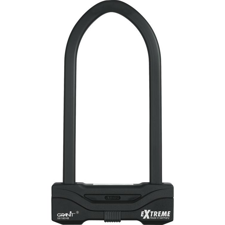Abus Granit Extreme 59 U-Shackle Lock 260x111x16mm