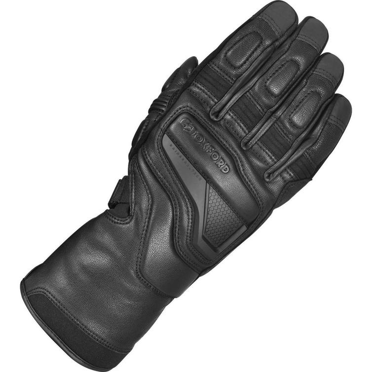 Oxford Vancouver 1.0 Leather Motorcycle Gloves