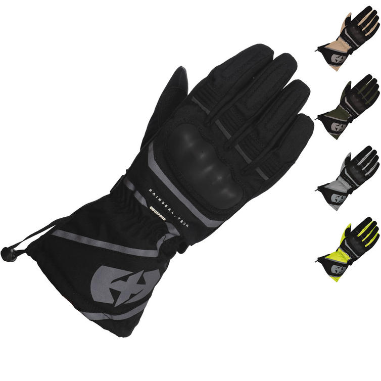 Oxford Montreal 1.0 Motorcycle Gloves
