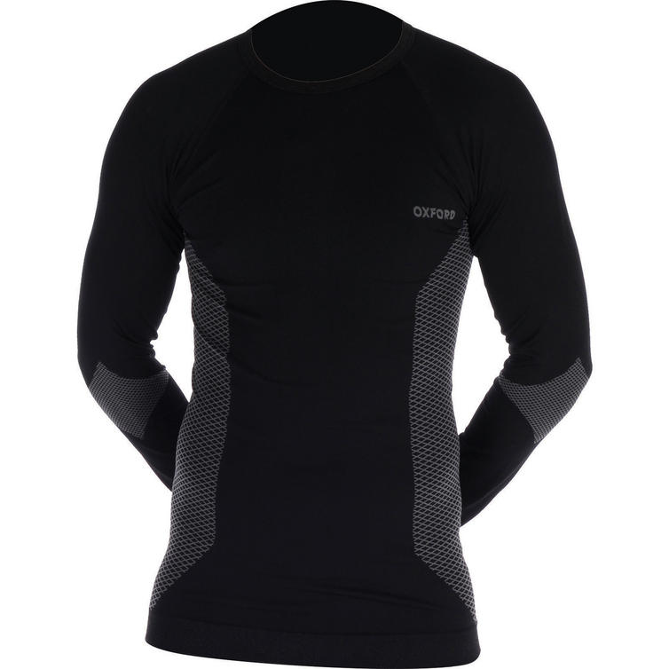 Oxford Base Layers Long Sleeve Top