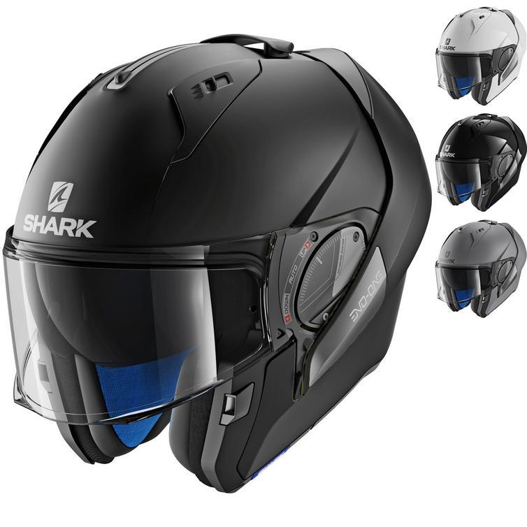 Shark Evo-One 2 Blank Flip Front Motorcycle Helmet