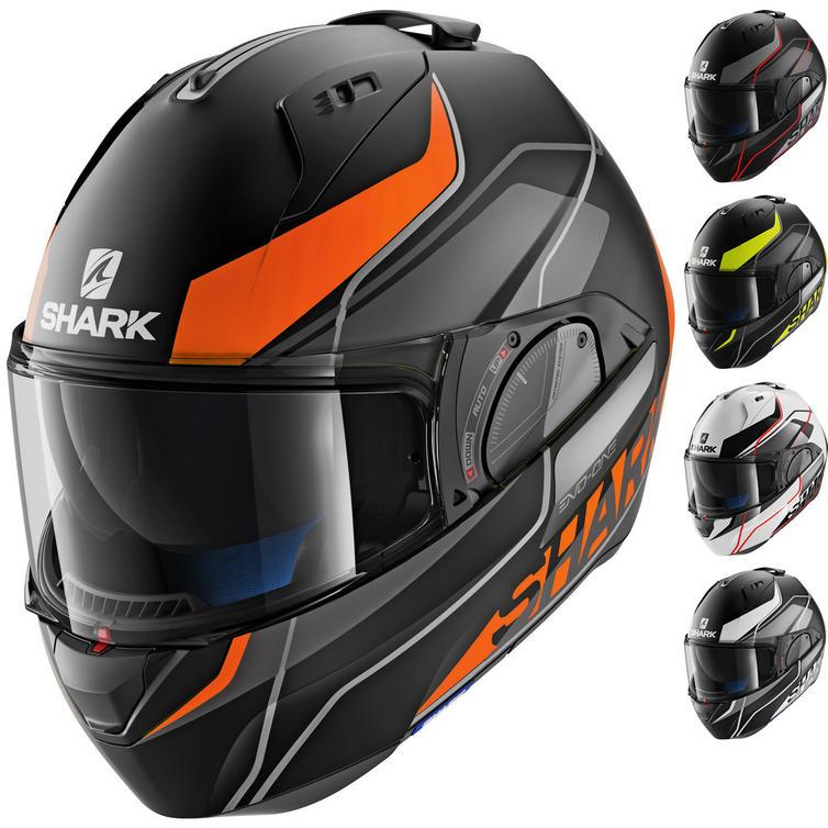 Shark Evo-One 2 Krono Flip Front Motorcycle Helmet
