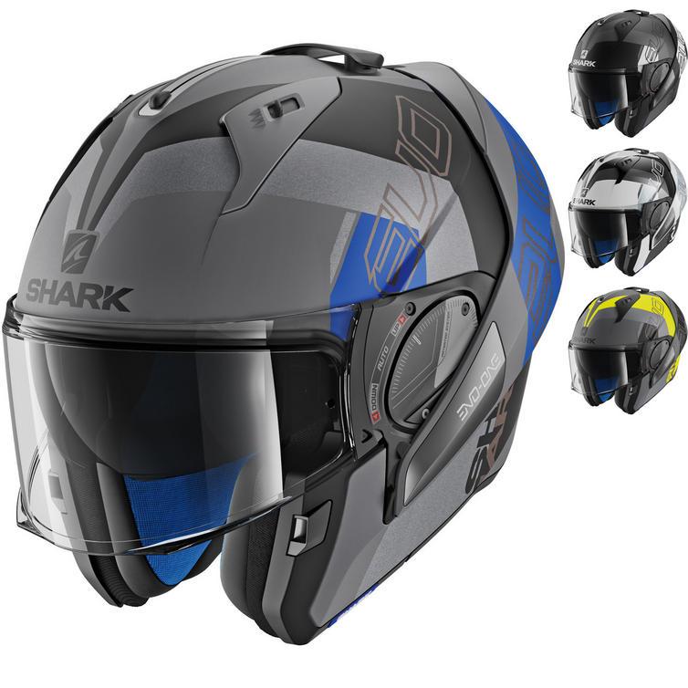 Shark Evo-One 2 Slasher Flip Front Motorcycle Helmet