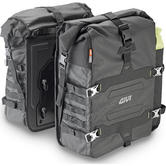 Givi Waterproof Side Bags 35+35L Black (GRT709)