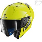 Shark Evo-One 2 Hi-Visibility Flip Front Motorcycle Helmet & Visor