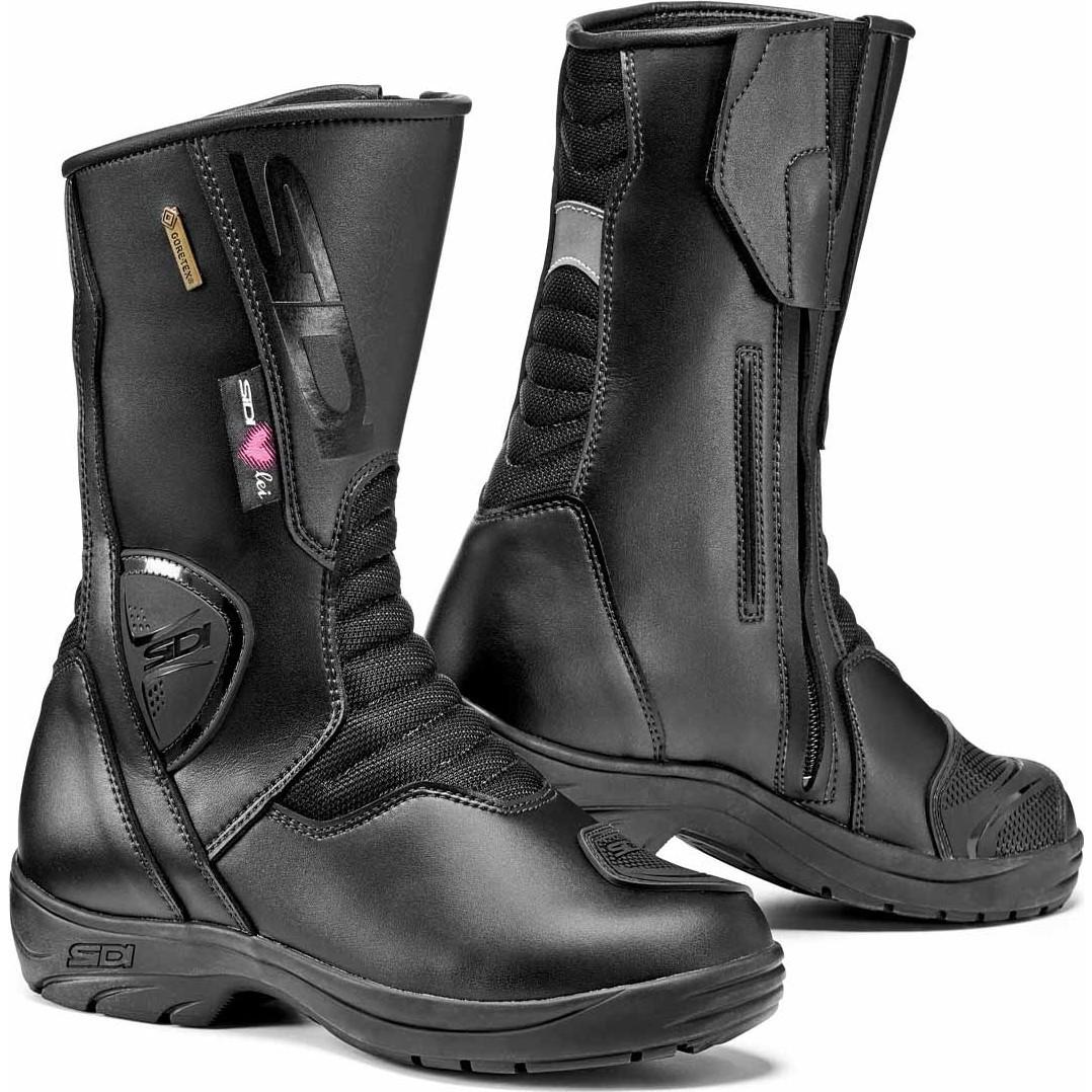 sidi gavia tex motorcycle boots waterproof