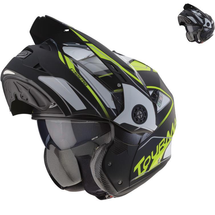 Caberg Tourmax Marathon Flip Front Motorcycle Helmet