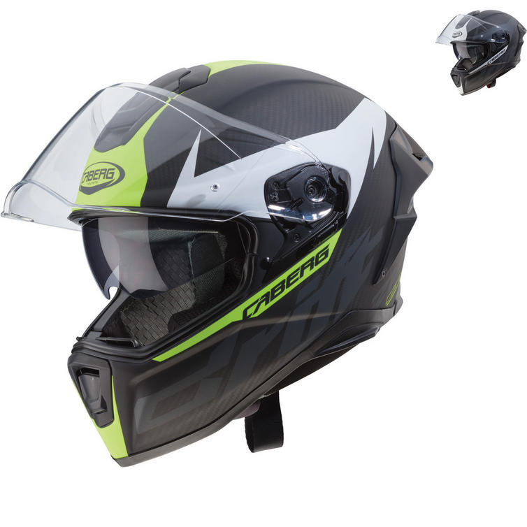 Caberg Drift Evo Carbon Motorcycle Helmet