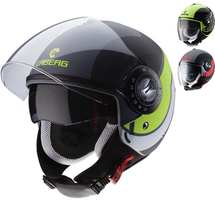 Caberg Riviera V3 Sway Open Face Motorcycle Helmet