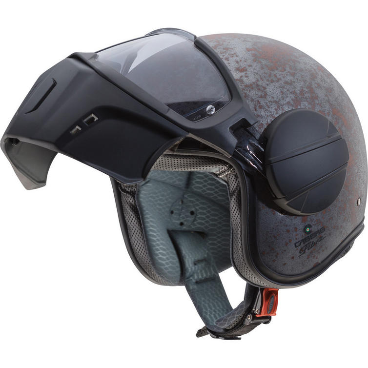 Caberg Ghost Rusty Open Face Motorcycle Helmet