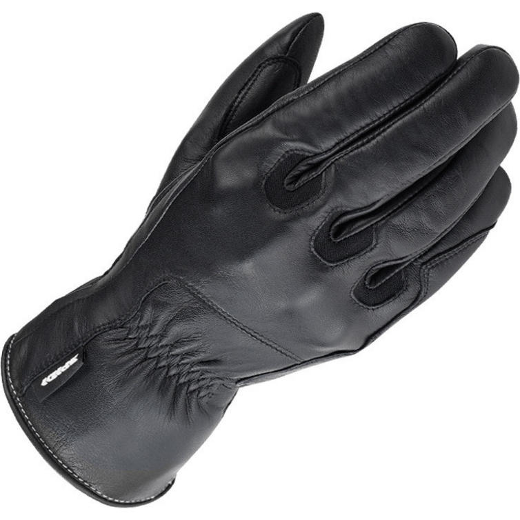 Spidi Metropole Leather Motorcycle Gloves