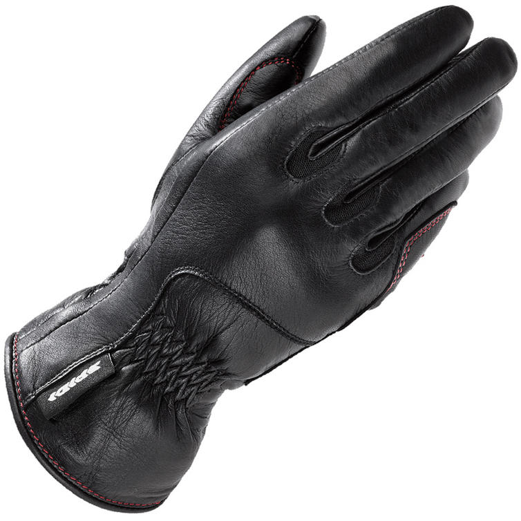 Spidi Metropole Ladies Leather Motorcycle Gloves