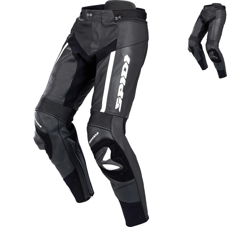 Spidi RR Pro Leather Motorcycle Trousers