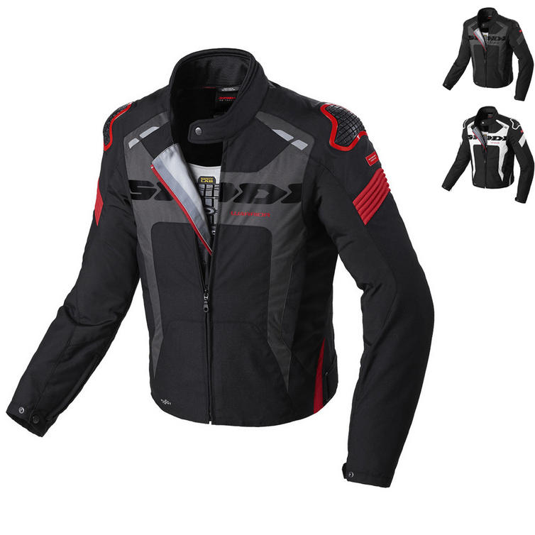 Spidi Warrior H2OUT Motorcycle Jacket