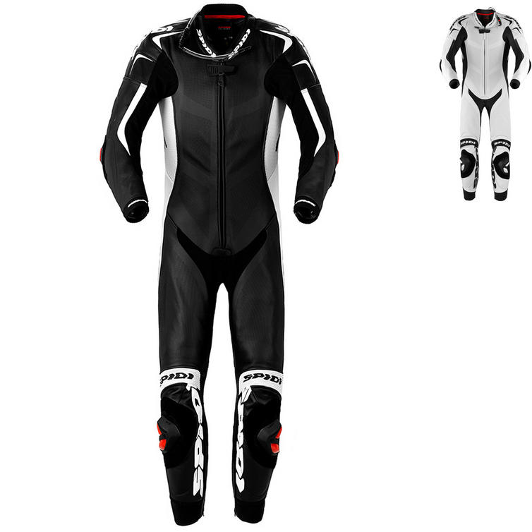 Spidi Replica Piloti Wind Pro 1-Piece Leather Motorcycle Suit