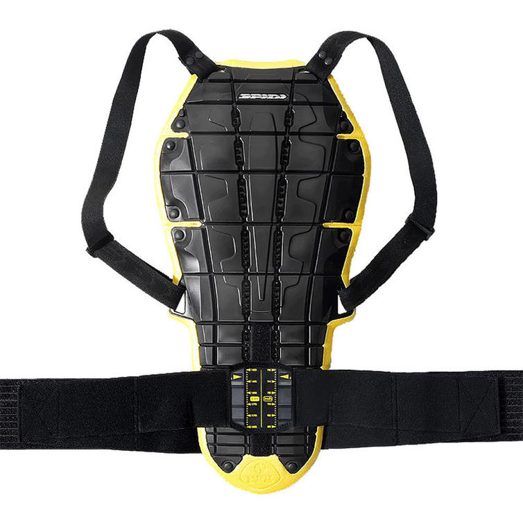 Spidi Safety Lab Back Warrior Evo Protector