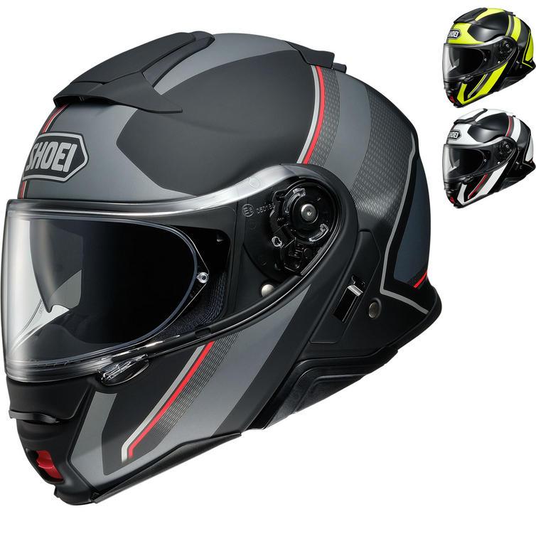 Shoei Neotec 2 Excursion Flip Front Motorcycle Helmet