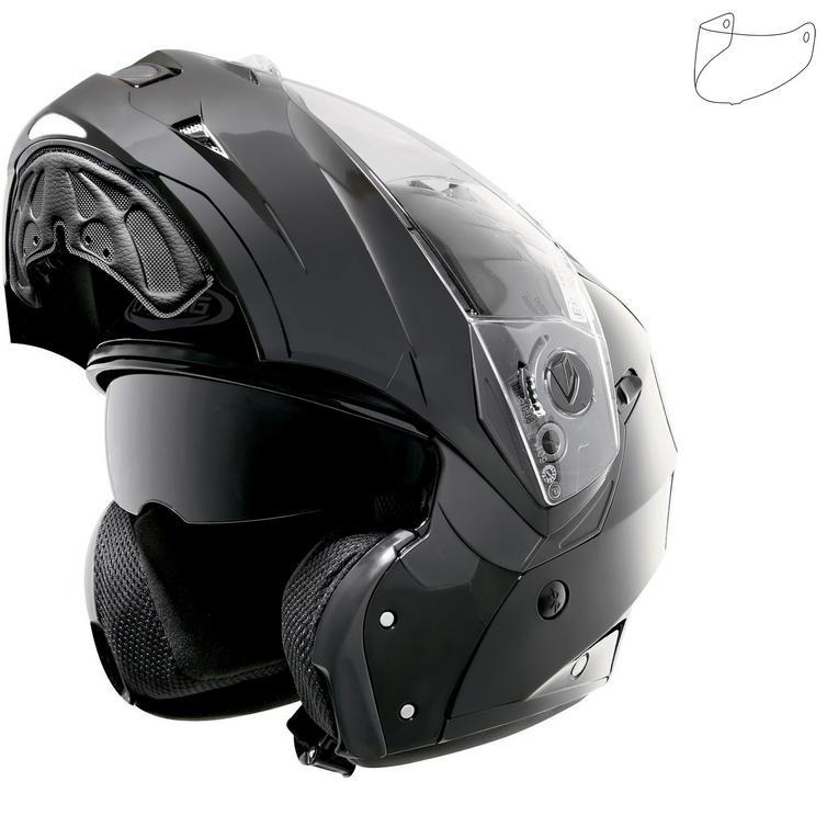 Caberg Duke II Flip Front Motorcycle Helmet & Visor