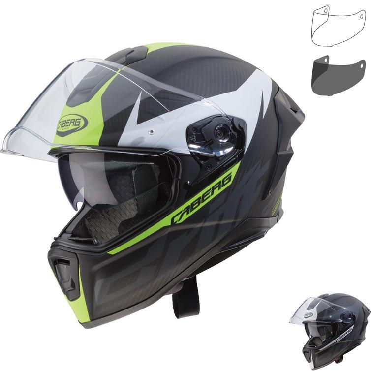 Caberg Drift Evo Carbon Motorcycle Helmet & Visor