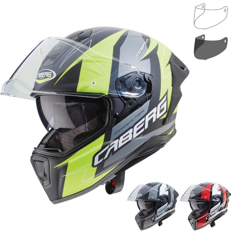 Caberg Drift Evo Speedster Motorcycle Helmet & Visor