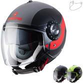 Caberg Riviera V3 Sway Open Face Motorcycle Helmet & Visor