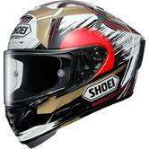Shoei X-Spirit 3 Marquez II Motegi Motorcycle Helmet