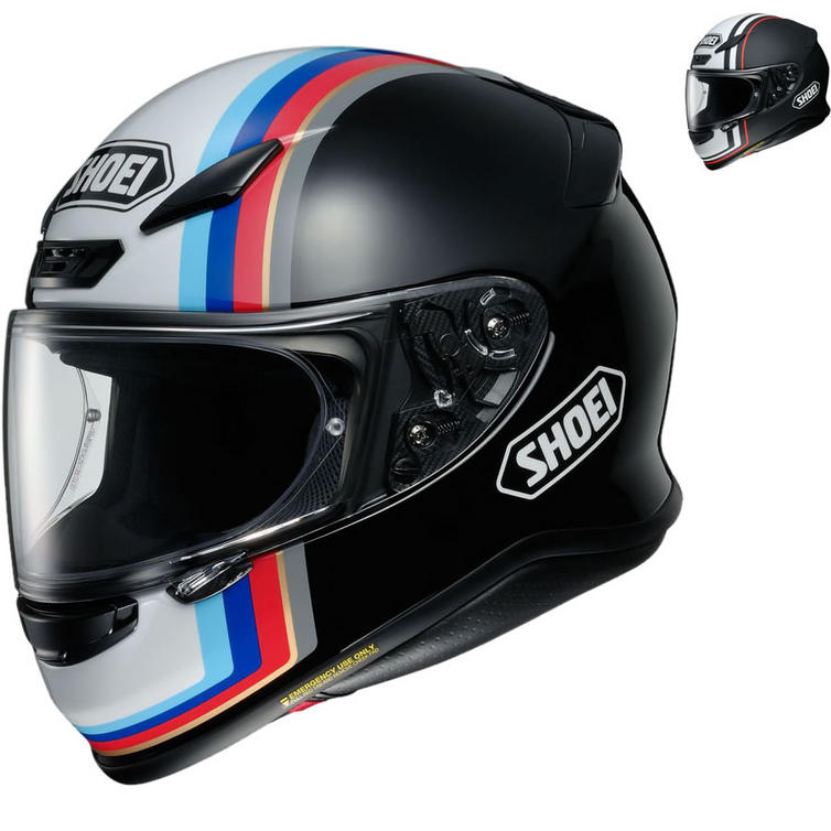 c206df74 Shoei NXR Recounter Motorcycle Helmet - Full Face Helmets - Ghostbikes.com