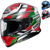 Shoei NXR Rumpus Motorcycle Helmet