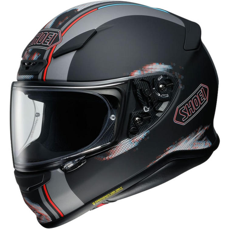 Shoei NXR Tale Motorcycle Helmet