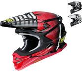 Shoei VFX-WR Grant3 Motocross Helmet