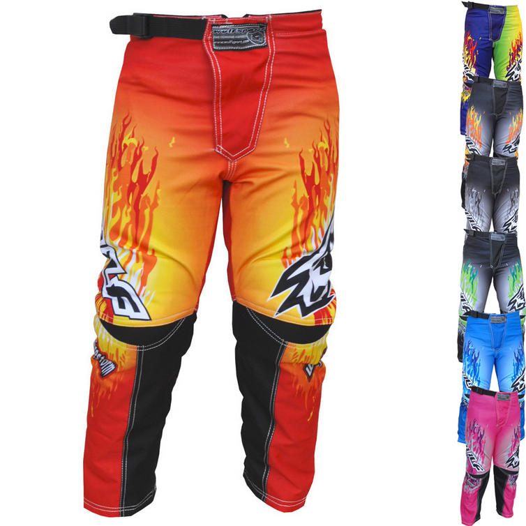 Wulf Firestorm Cub Motocross Pants
