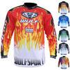 Wulf Firestorm Adult Motocross Jersey Thumbnail 2