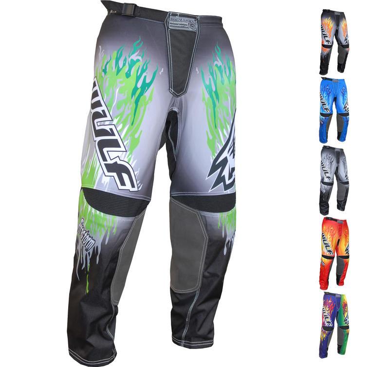 Wulf Firestorm Adult Motocross Pants