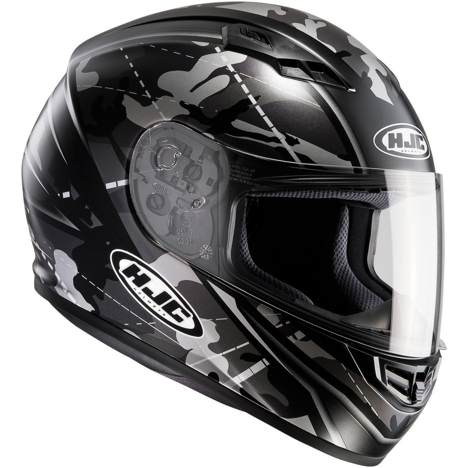 HJC CS-R3 Songtan MC-5SF Full Face Motorcycle Helmet