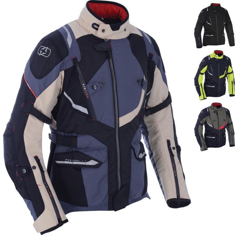Oxford Montreal 3.0 Motorcycle Jacket