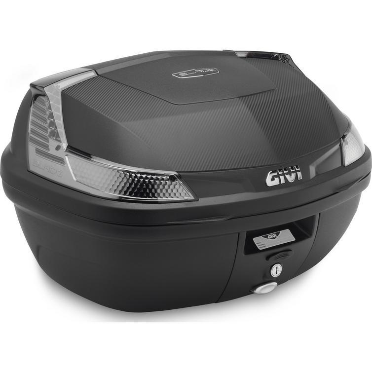 Givi B47 Blade Tech Monolock Topcase 47L (B47NTML)