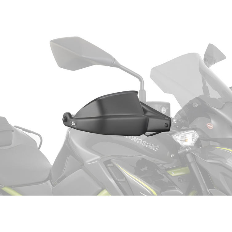 Givi Hand Guards for Kawasaki Versys 650 & 1000 Z900 Yamaha MT-09 BMW G310R (HP4103)