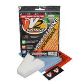 Bike It V2 Sponge Visor Cleaning Pocket Pack