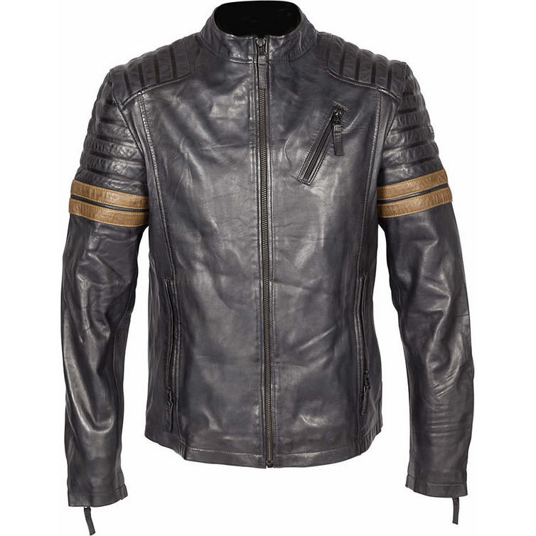 Spada Wyatt Leather Motorcycle Jacket