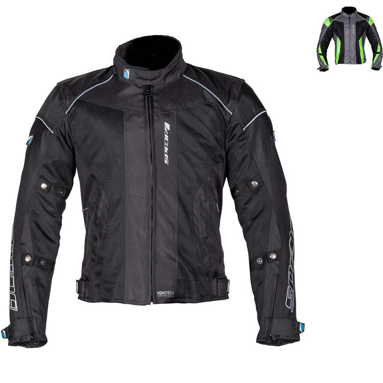 Spada Air Pro Seasons Motorcycle Jacket