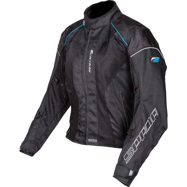 Spada Air Pro Seasons Ladies Motorcycle Jacket
